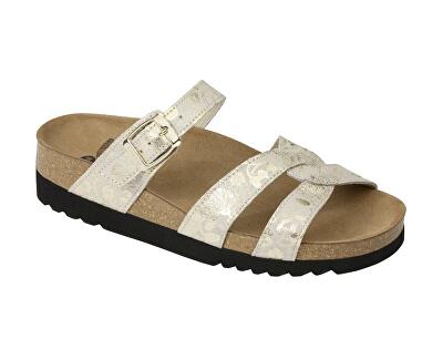 Zdravotní obuv CAMBERRA - platinum