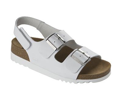 Zdravotní obuv GIAVA - bílá