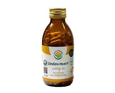 Salvia Paradise Ženšen pravý 6letý - Ginseng BIO kapsle<br /><strong>Ženšen pravý</strong>