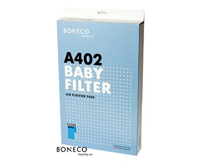 BABY filtr A402 pro čističku vzduchu P400