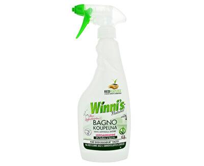 Winni´s Bagno čistiaci prostriedok na kúpelne 500 ml - ZĽAVA - poškodená etiketa