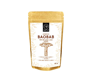 Baobab BIO prášek 80 g