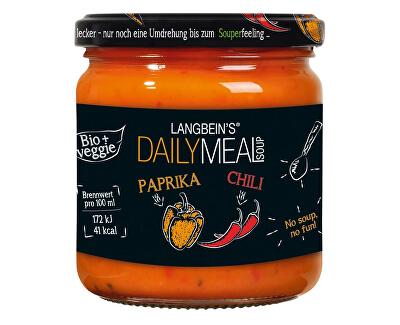 Daily Meal Bio polévka zeleninová paprika, chilli 350ml