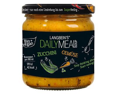 Daily Meal Bio polévka zeleninová s cuketou 350ml