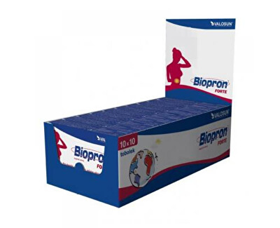 Biopron Biopron Forte box 10x10 tob.
