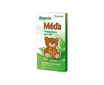 Biopron Biopron Méďa 20 tbl.