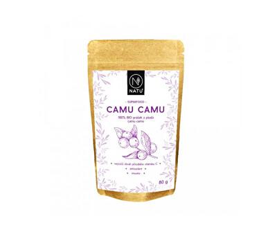 Natu Camu Camu BIO prášek 80 g