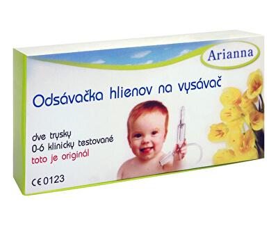 Arianna Dětská odsávačka hlenů na vysavač