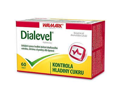 Walmark Dialevel 60 tbl.