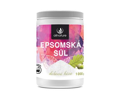 Epsomská sůl dubová kůra 1000 g