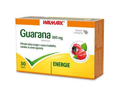 Walmark Guarana 800 mg 30 tbl.