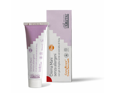 Argital Hypoalergenní krém na ruce s violkou 50 ml