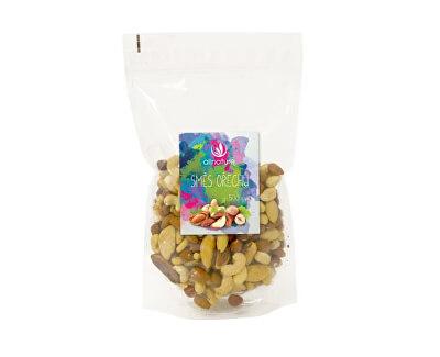 Allnature Jádra ořechů směs (mandle, lískače, kešu, para)