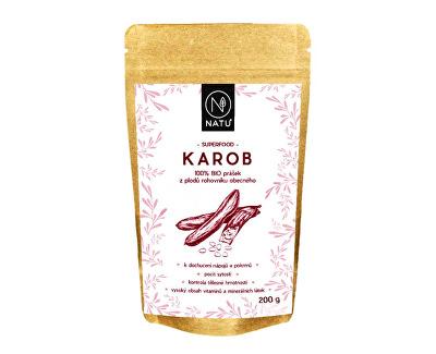 Natu Karob BIO 200 g