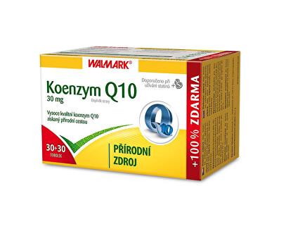 Walmark Koenzým Q10 30 mg 30 tob. + 30 tob. ZD ARMA