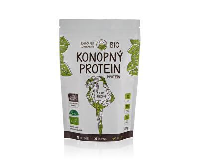 Empower Supplements Konopný protein s kakaem BIO 200 g