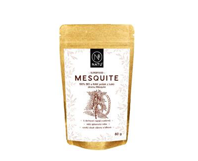 Natu Mesquite BIO prášek 80 g
