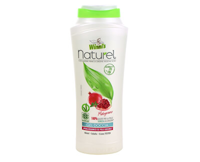Winni´s NATUREL Gel Doccia Melograno sprchový gel s granátovým jablkem 250 ml