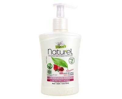 Winni´s NATUREL Sapone Intimo Melograno tekuté mydlo pre intímnu hygienu s granátovým jablkom 250 ml
