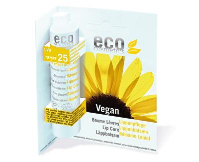 Eco Cosmetics Ochranný balzám na rty SPF 25BIO 4g