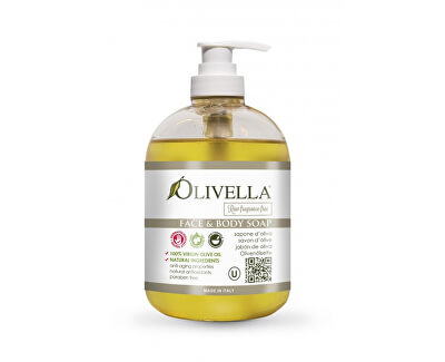 Olivella Tekuté mýdlo Classic 300 ml