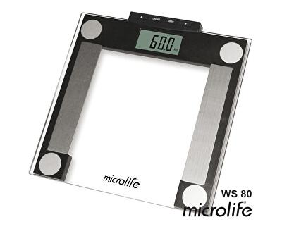 Microlife Osobní diagnostická váha WS 80