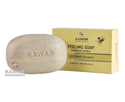 Kawar Peelingové mýdlo s pískem z Mrtvého moře 120 g