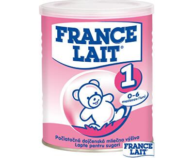 France Lait Počáteční mléčná kojenecká výživa 0 - 6 měsíců 400 g