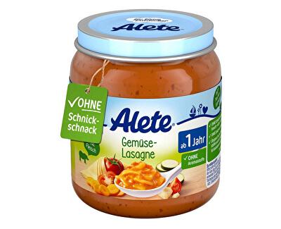 Alete Příkrm - Zeleninové lasagne 250g