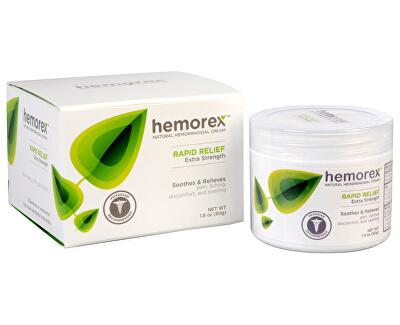Hemorex Přírodní krém na hemoroidy v kelímku 50 g