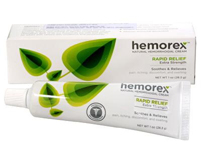 Hemorex Přírodní krém na hemoroidy v tubě 28,3 g
