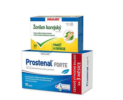 Prostenal Prostenal Forte 90 tbl. + Ženšen 30 kapslí ZDARMA