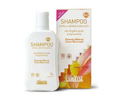 Argital Rozjasňující šampon na blond a jemné vlasy s heřmánkem 250 ml