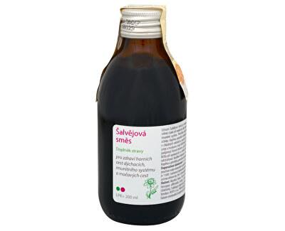 Šalvějová směs LPK+ 200 ml
