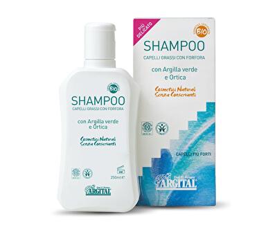 Argital Šampon na mastné vlasy a proti lupům s kopřivou 250 ml