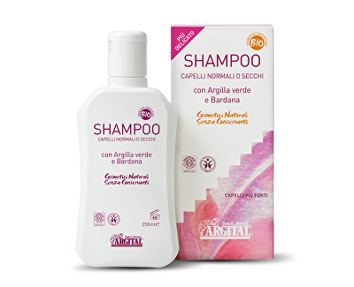 Argital Šampon na normální a suché vlasy s lopuchovým kořenem 250 ml