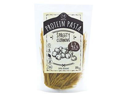 Natu Špagety cizrnové BIO 200 g