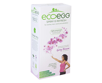 Ecoegg Spray & Refresh osvěžovač vzduchu s vůní jarních květů