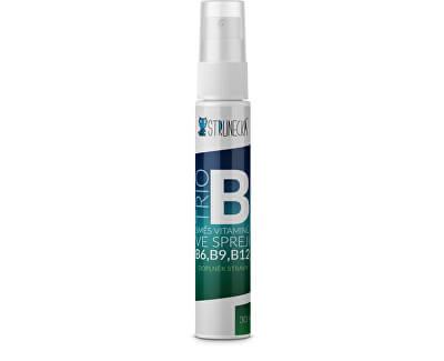 Strunecká Trio B - kombinace vitaminů B6, B9, B12 30 ml