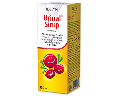Urinal sirup 150 ml