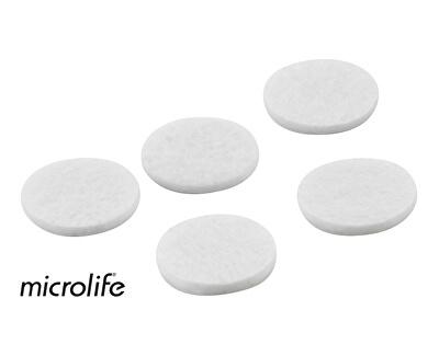 Microlife Vzduchový filtr do inhalátorů NEB200/400 5 ks