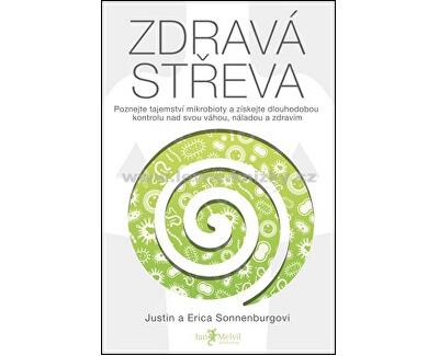 Knihy Zdravá střeva (Justin Sonnenburg, Erica Sonnenburgová)
