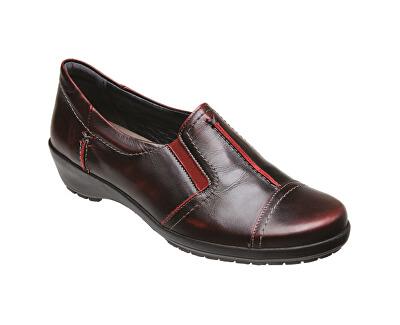 SANTÉ Zdravotní obuv dámská CS/7113 Bordo
