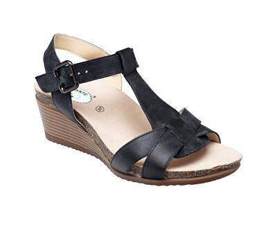SANTÉ Zdravotní obuv dámská EKS/152-31 Black
