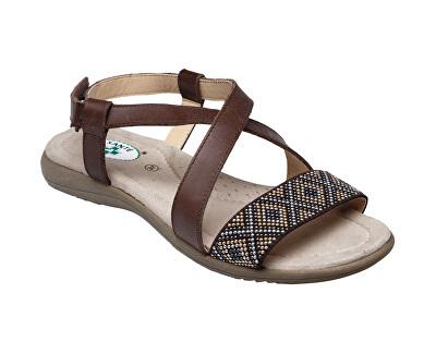 SANTÉ Zdravotní obuv dámská EKS/153-30 Brown