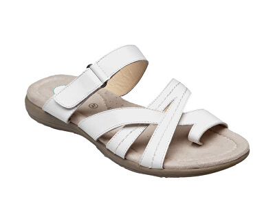 SANTÉ Zdravotní obuv dámská EKS/153-33 White