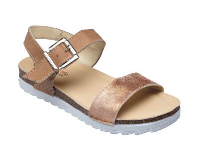 SANTÉ Zdravotní obuv dámská GI/08015 hnědá