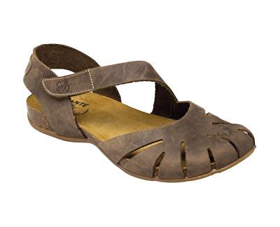 SANTÉ Zdravotní obuv dámská IB/4456 hnědá
