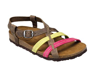 SANTÉ Zdravotní obuv dámská IB/7178 Color Mix