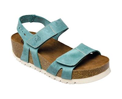 SANTÉ Zdravotní obuv dámská IB/8356 modrá